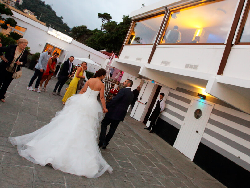 A special venue for weddings. Restaurant for every reception. Location